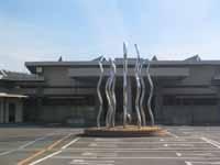 名古屋市立八事斎場の外観