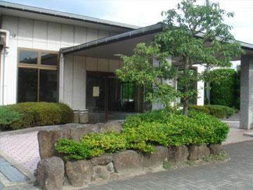 大和郡山市清浄会館の外観