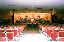 大阪市立やすらぎ天空館の式場