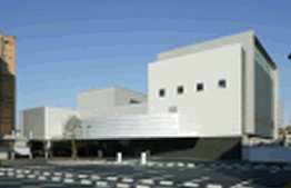 大阪市鶴見斎場の外観