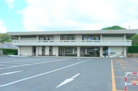 岡山市東山斎場の外観