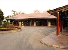 東松山斎場の外観